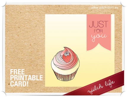 Wish Your Family And Friends A Happy Birthday With Our Gorgeous Printable Card