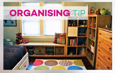 get rid of kids clutter, how to organise toys